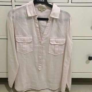 Et cetera light pink shirt