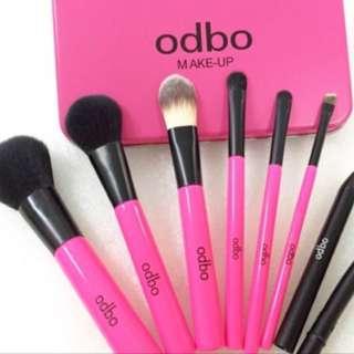 odbo makeup brush kit