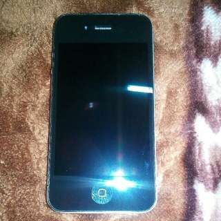 I Phone 4s For Sperpart Only...(phone Lock)masih Berkeadaan Baik! Bebas Calar.