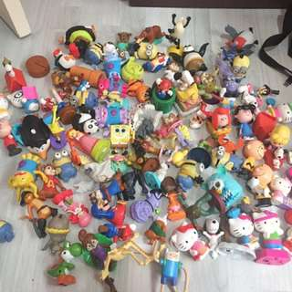 Pre-loved Happy Meal Toys