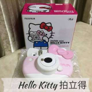 Hello Kitty 拍立得