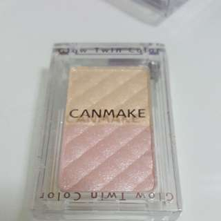 Bn Canmake Glow Twin Color