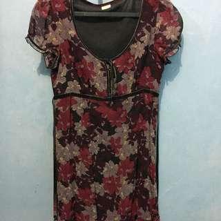 Vintage Flowers Dress