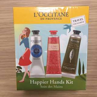 BNIB L'Occitane hand cream (6 tubes)