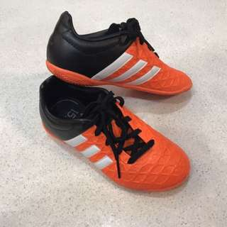 Adidas soccer/sports shoes