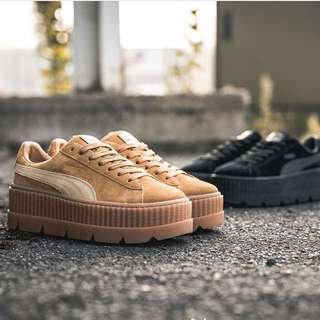 fefe代購🔥Fenty  x Puma Cleated Creeper 超厚底