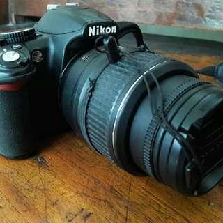 Nikon D3100 Kamera DSLR