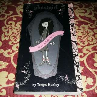 Ghost Girl by Tonya Hurley