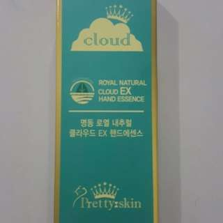 Royal natural cloud EX hand essence ( From Korea )