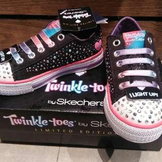 Skechers Twinkle Toes Original Size 27, 28, 30