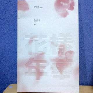 BTS HYYH album pt.1 (Pink version)