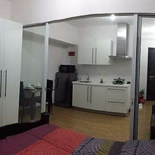 New 1 Br Unit For Rent 19th floor, Acqua Private Residences