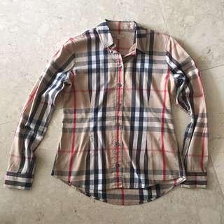 Authentic Burberry Shirt Women
