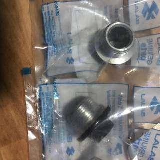 KTM drain bolt plug