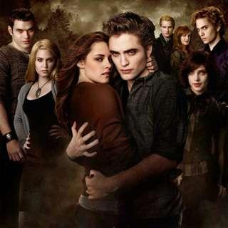 The Twilight Saga Movie