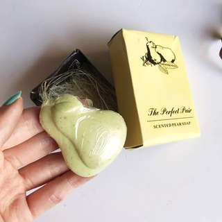 BNIP Scented Pear Soap The Perfect Pair