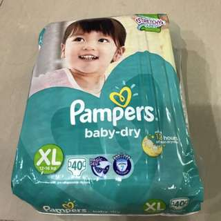 Pampers Tape