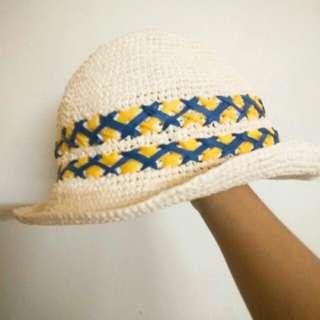 民族風草帽