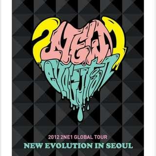 2NE1 2012 Global Tour (New Evolution In Seoul)