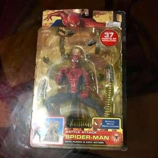 Spiderman + Doc Oc Action Figures