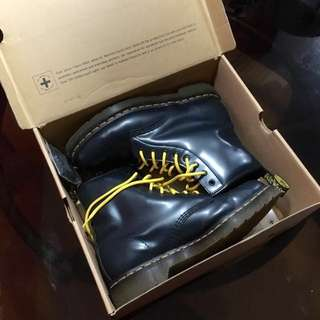 Men's 1460 8 Eye Boots Dr Martens