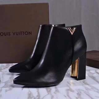 LV Upper East Low Boots