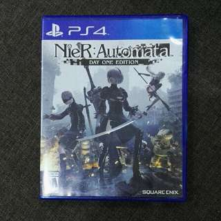 Original PS4 Nier Automata (R3)