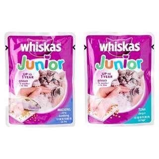 Whiskas Pouch Junior 85g