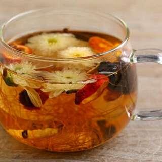 自家配-烏梅山楂去濕茶