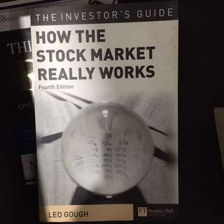 How the stock market really works by Leo Gough