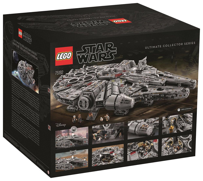 4th Batch, Pre-order closed ** LEGO Star Wars UCS Millennium Falcon ...
