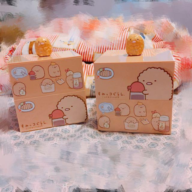 7-11集點送 盒子 收納盒 炸豬排