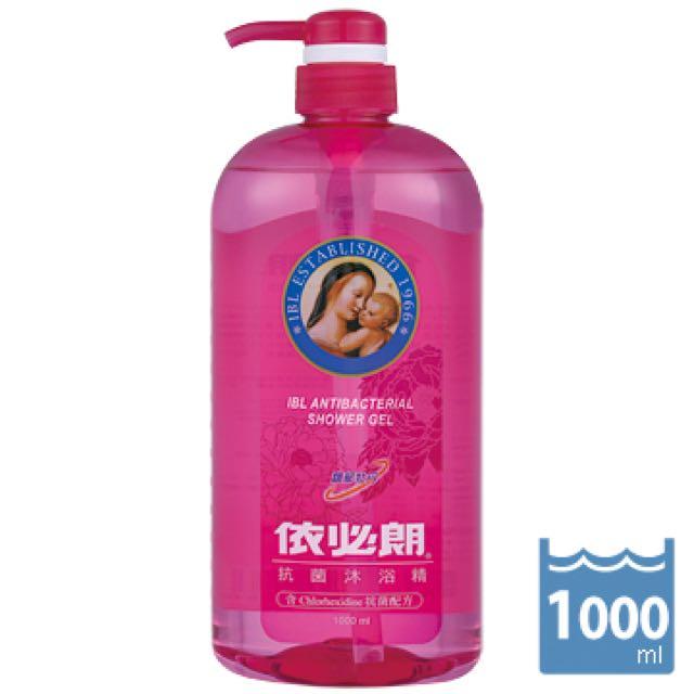依必朗抗菌沐浴精 - 馥郁牡丹1000ml
