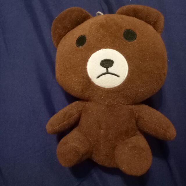 小熊玩偶 免費送