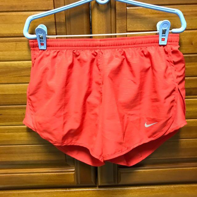 ☀️夏出清 Nike紅色短褲