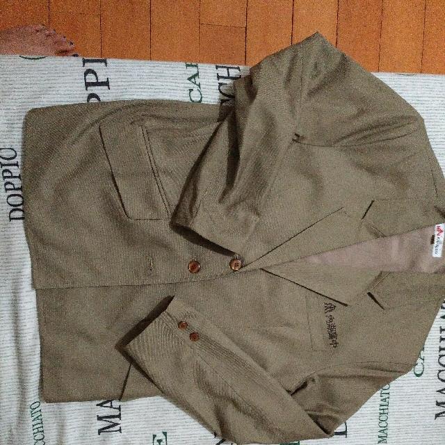 內湖高中女生制服外套 size : 4