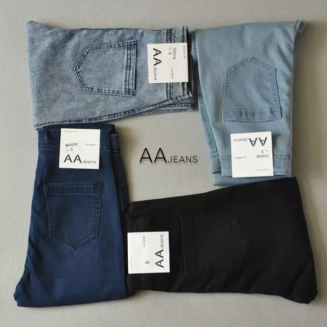AA Inspired Jeans