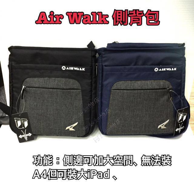 品名:Air Walk側背包 斜背包