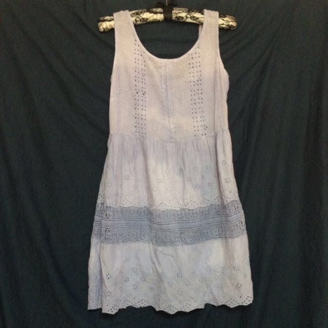 American Rag 水藍洋裝🇺🇸