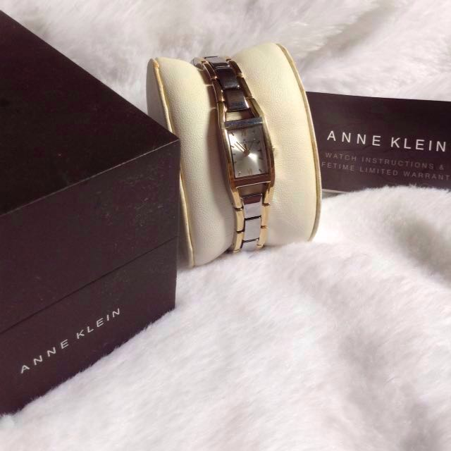 AUTHENTIC Anne Klein Dress Watch