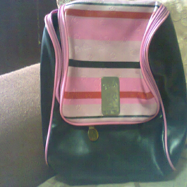 Authentic Barbie Backpack