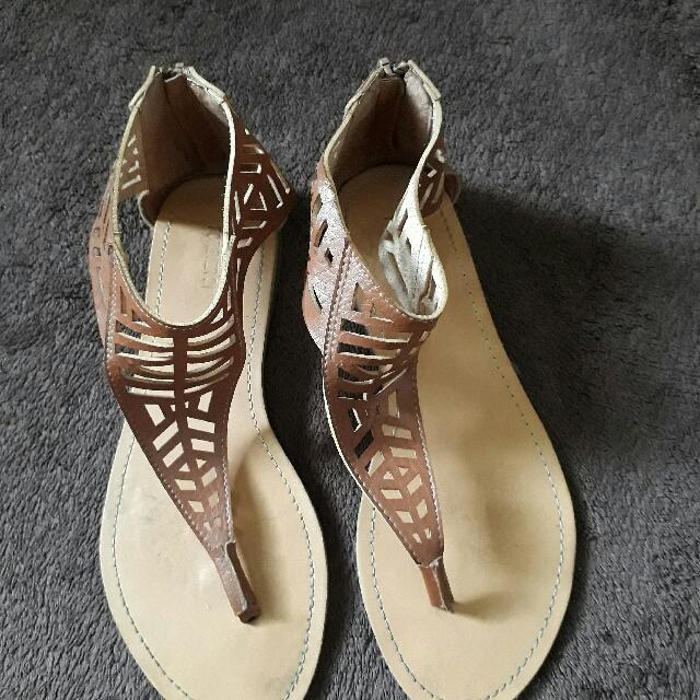 Authentic F21 Sandals