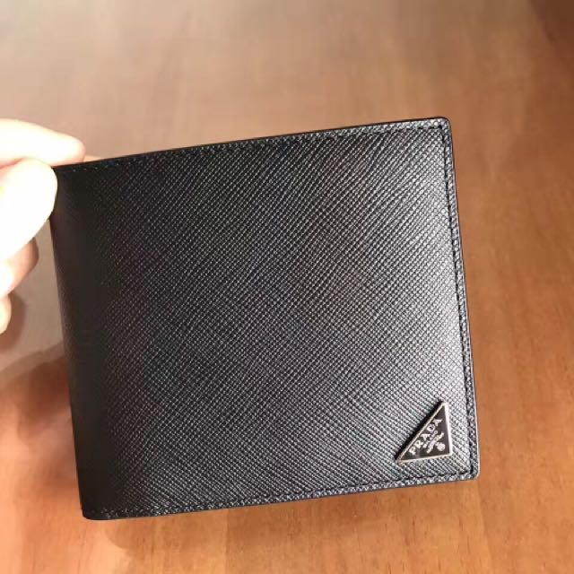 f20011308761 ... low cost authentic prada mens wallet bulletin board preorders on  carousell 25a9b 223d2