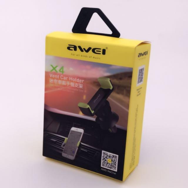 Awei X4 Vent Car Holder
