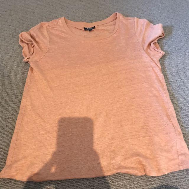 Bardot Linen Tshirt