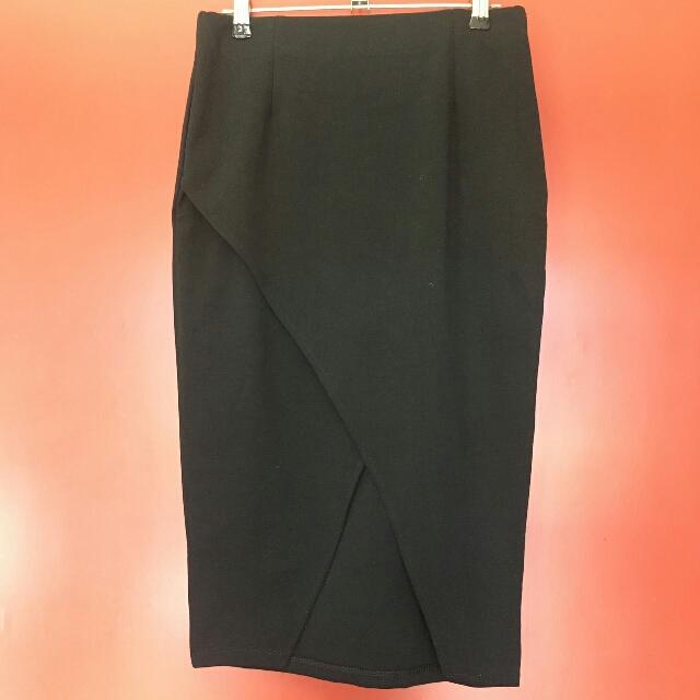 Black Pencil Skirt