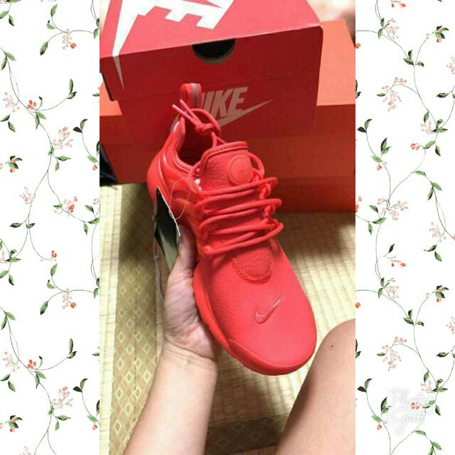 Brandnew Nike Air Presto Red