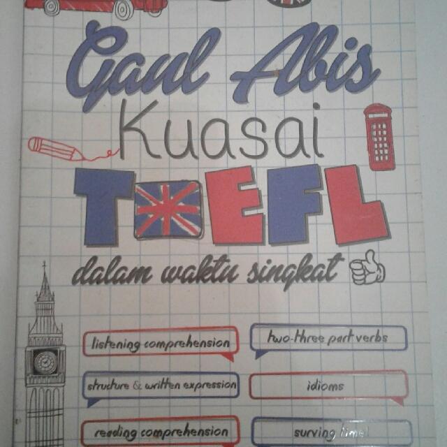 Buku Panduan TOEFL