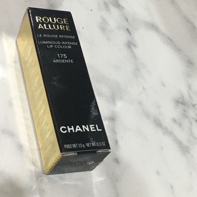 Chanel Lipstick limited edition
