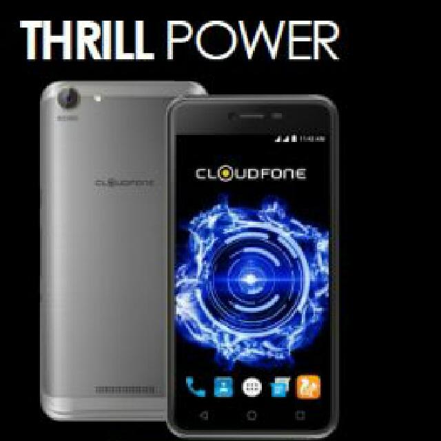 Cloudfone thrill power